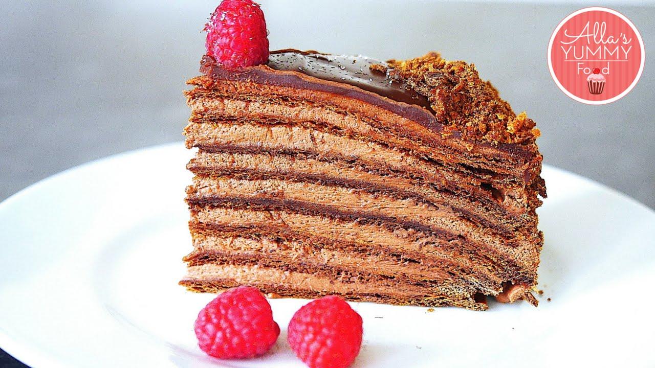 How To Make Honey Chocolate Cake