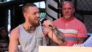 UFC 196 Press Conference: Conor McGregor vs. Nate Diaz