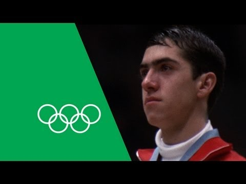 Felipe Muñoz - A History Olympic Gold At For Mexico At Home | Olympic Rewind