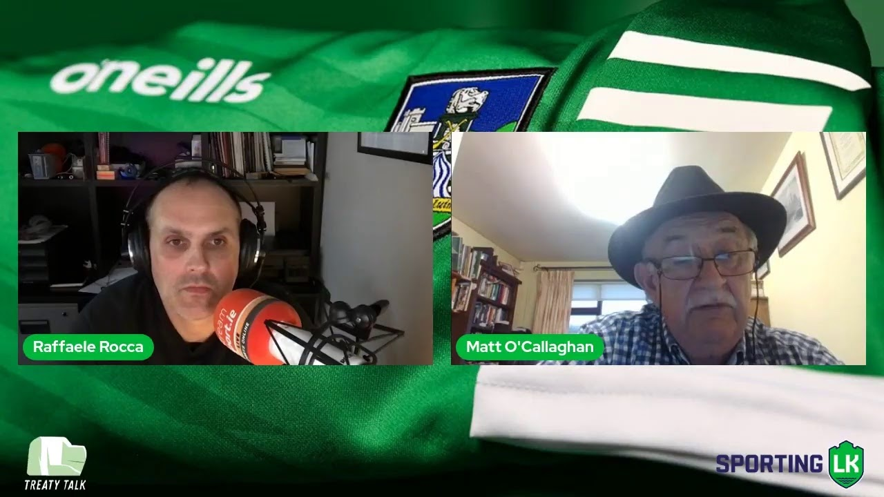 Treaty Talk EP147: Hurling, Camogie, Ladies Football and Much more!