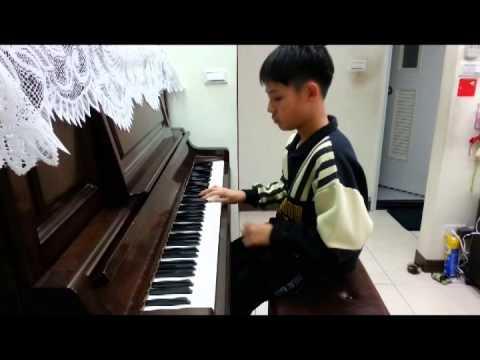 蕭邦小狗圓舞曲Chopin Waltz Op.64 No.1 張子晨