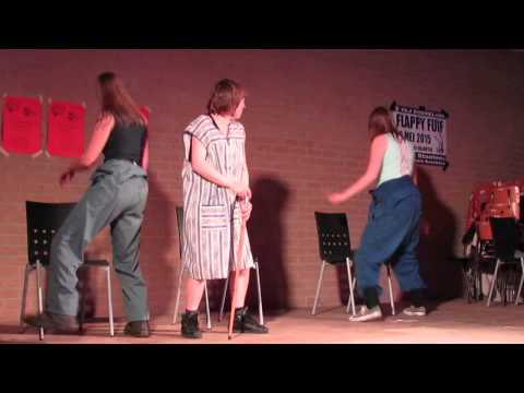 Dansje klj Esen breugelfeesten '15
