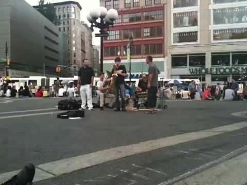 Live music - union square