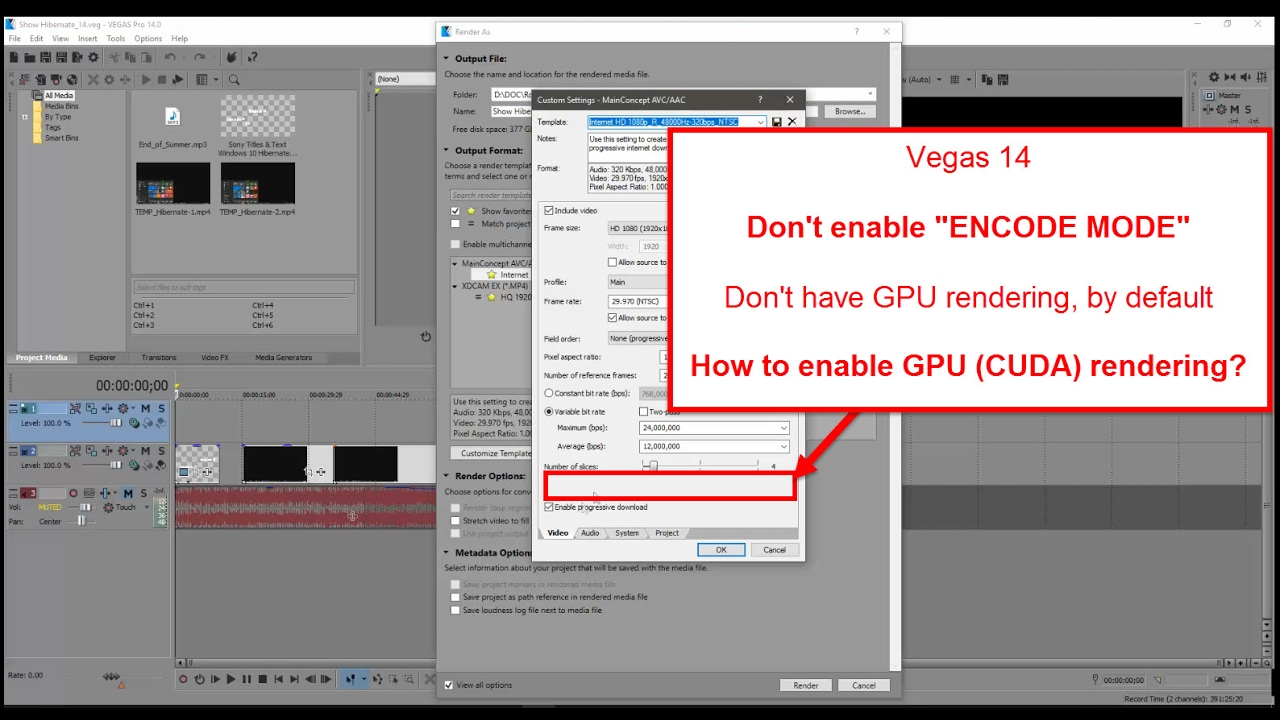 how to get mercalli plugin for vegas movie studio 14