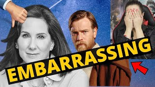 Star Wars PANIC:  Obiwan Series Delayed & Colin Confirms Script Leaks