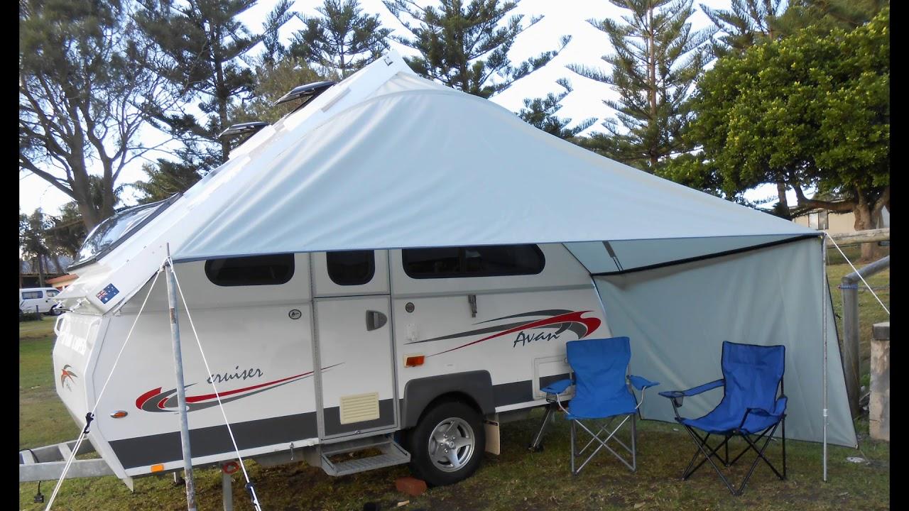 Aliner Camper Awning | Homideal