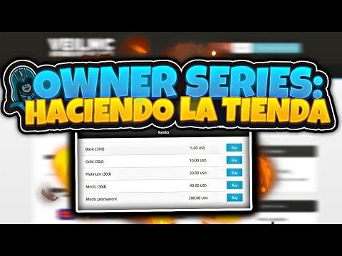 OWNER SERIES #1 | HACIENDO LA TIENDA & EL LOBBY
