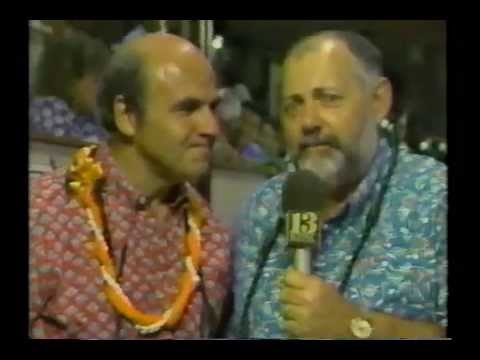1989 Byu vs Hawaii Football Part 1 Radio Broadcast