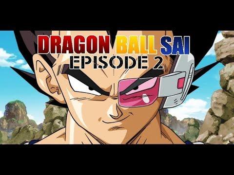 Dragon Ball Sai - épisode 2 HD (MOTION MANGA)
