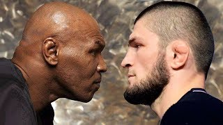 МАЙК ТАЙСОН ЗА ХАБИБА НУРМАГОМЕДОВА ИЛИ КОНОРА НА UFC 229 ! ЗАЯВЛЕНИЕ ДАНЫ УАЙТА