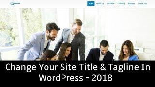 видео Just another WordPress site
