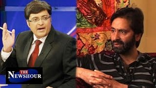 Kashmir is for Pandits & Not for Pakistanis: The Newshour Debate (23rd May 2016)