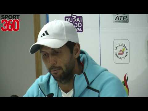 'It's been a great week for me' - Fernando Verdasco on Dubai final appearance
