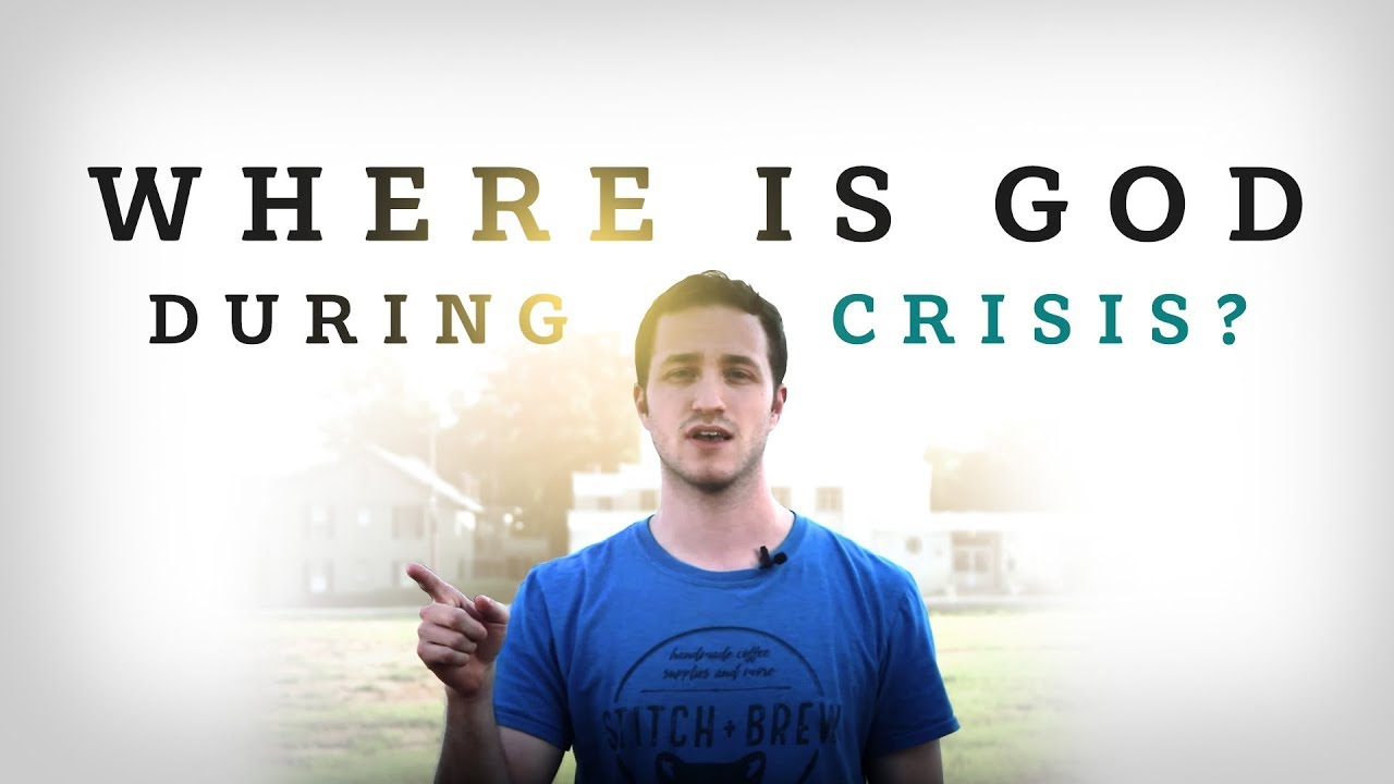 Where is God During Crisis? | Inspirational Christian Video - Troy Black