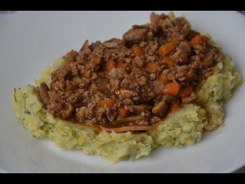 Mashed Leek Potatoes Ragu Pire od Poriluka Krumpira - Sašina kuhinja