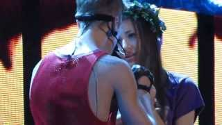 Download Justin Bieber - One Less Lonely Girl (OLLG) @River Plate Stadium 09/11 HD (Desde FILA 5) LIVE Mp3 and Videos