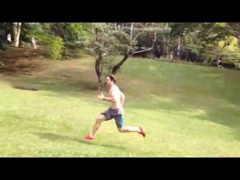 Treino de velocidade ( sprint running Workout)
