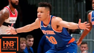 New York Knicks vs Washington Wizards Full Game Highlights | 01.10.2018, NBA Preseason