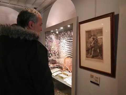 Ν. Λυγερός - Ιστορικό Μουσείο Διέξοδος. Μεσολόγγι, 16/02/2019