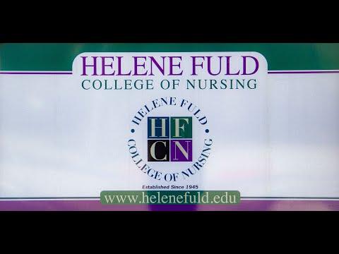 Helene Fuld College of Nursing Spring 2021 Virtual Graduation Ceremony