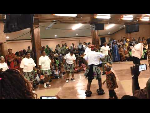 Cameroon cultural eve party -- Dallas Fort Worth, Texas - June 2013 (DALFCAM)