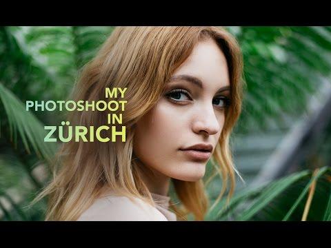 PORTRAIT Photoshoot in Zurich | Switzerland