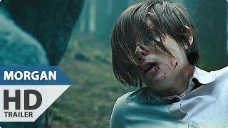 MORGAN Teaser Trailer (Horror Thriller - 2016)