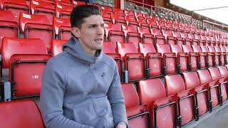 ✍️ Sam Jones signs on loan for York City from Harrogate Town