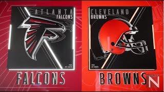 Atlanta Falcons vs Cleveland Browns Madden 19 Full Game Simulation Nation