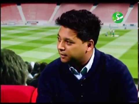 Sufian Miah Interview - BFA On The Ball 18 January 2015 Part 01