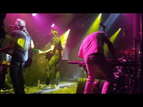 Jesus Jones - Zeroes & Ones - Bristol Fleece - 28 June 2017