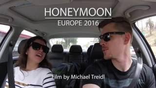 GoPro Honeymoon Europe 2016 | Paris | Rome | Venice | Barcelona | Eurotrip Travel