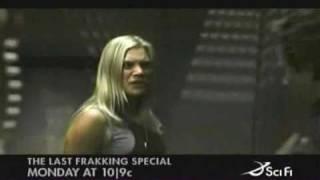 Battlestar Galactica The Last Frakking Special