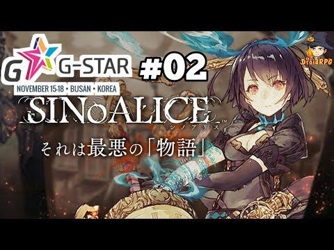 Melhores games da G-star 2018 / SINoALICE / Poduzido pela Square Enix