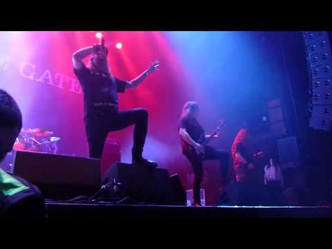 AT THE GATES - TO DRINK FROM THE NIGHT ITSELF (LIVE IN TILBURG 4/3/18)