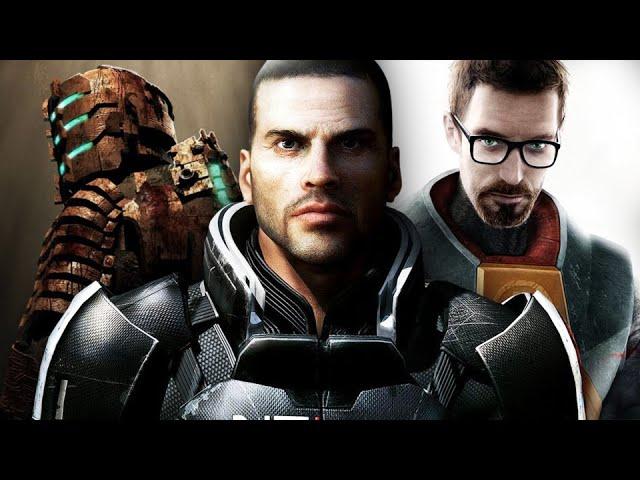 10 besten Sci-Fi-Videospiele aller Zeiten + video