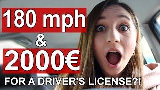 Driving in Germany vs. USA | German Girl in America