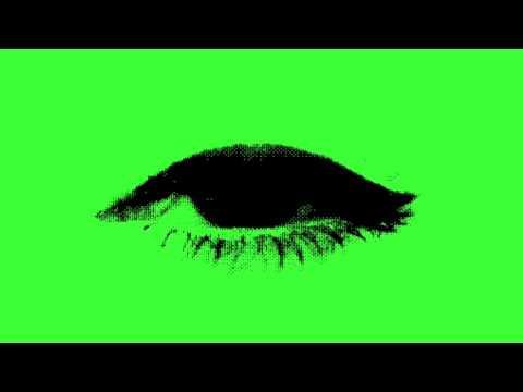 Green Screen Eye