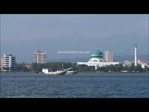 Ferry Ride From Tarakan, North Kalimantan To Tawau, Sabah, Borneo Transborder