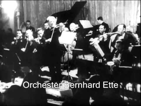 Bernhard Ette - Wenn der Mond alles sieht (1935)