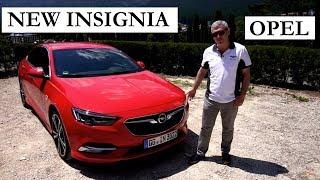 New Opel Insignia: отзывы тест-пилотов Автопанорама и 4 экспертов тест-драйв