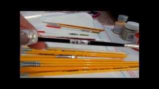 Pintura en Tela - Material Básico