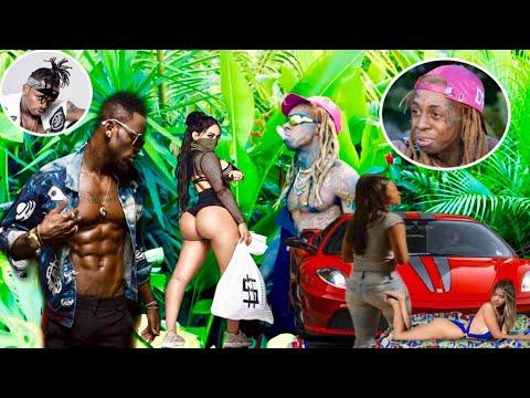 Diamond Platnumz Ft Lil Wayne - Ferrari (Official Video) |Rumors|