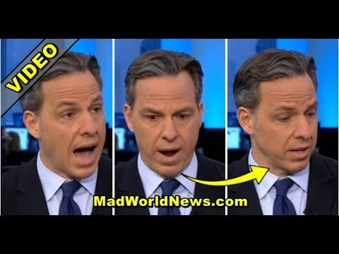 CNN REPORTS ON CORRUPT FBI ? VIEWERS SHOCKED BY WHAT JAKE TAPPER LETS SLIP!