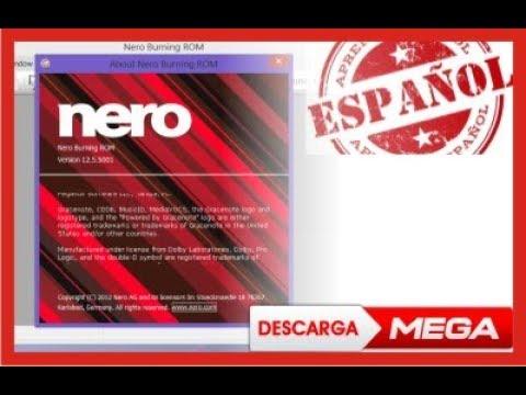 descargar nero express 7 gratis en espanol para windows 8