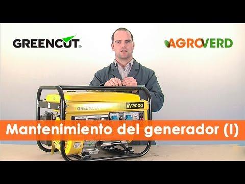 Mantenimiento Del Generador (I)