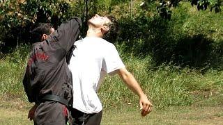 Diego Thomy - Técnicas de Combate e Treinamento (Artes Marciais) Fight #7