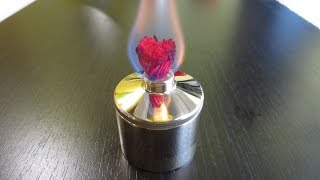 как сделать спиртовку - spiritlamp