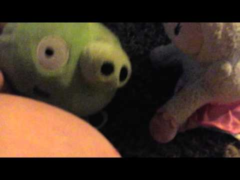 Stuffed animal music video - A Thousand Years (Easter special) 3