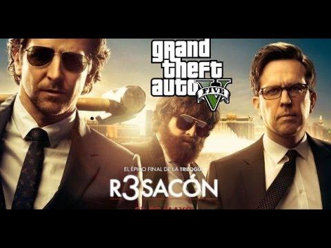 GTA V Online | Resacon En Las Vegas 3 EASTER EGG